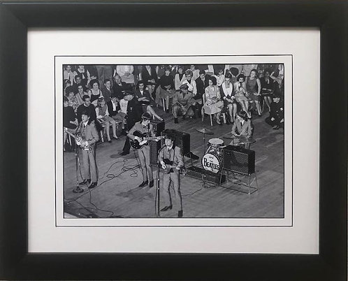 "The Beatles Collection ""Carnegie Hall"" Framed Poster"