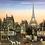 """Thumbnail: Michel Delacroix """"EIFFEL AU CREPUSCULE"""""""