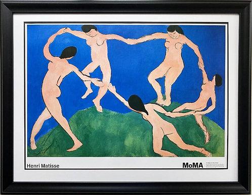 """Henri Matisse """"Dance I"""" Framed Art Print"""
