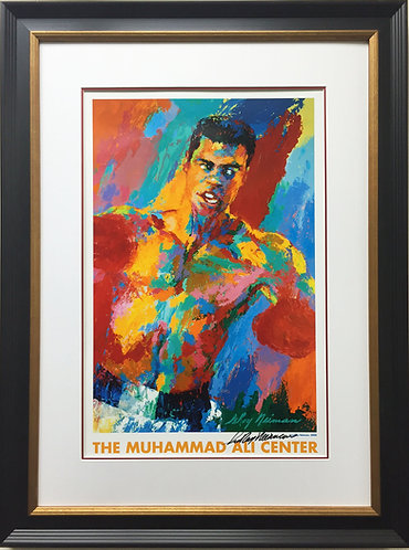 "LeRoy Neiman ""Muhammad Ali Athlete of the Century"""