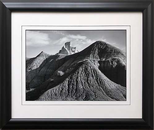 "Ansel Adams ""Ghost Ranch Hills"" Chama Valley Custom Framed NEW ART photo"
