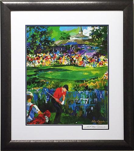 """LeRoy Neiman """"Valhalla Golf"""""""