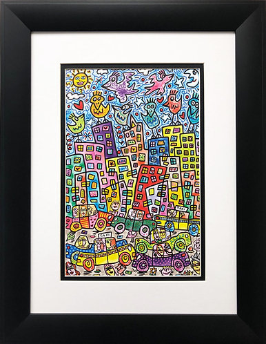 """James Rizzi """"This City is Fun For More Than One"""""""