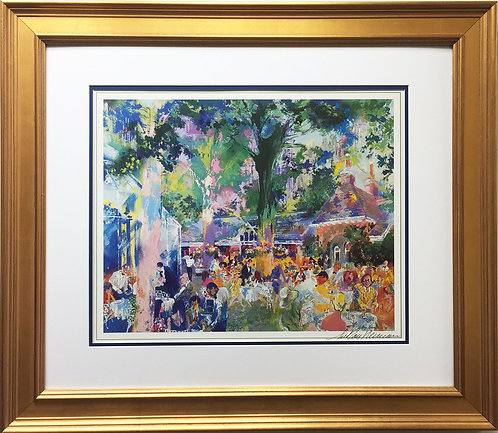 "LeRoy Neiman ""Tavern On The Green"""