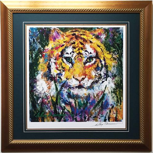 "LeRoy Neiman ""Portrait Of A Tiger"""