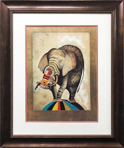 """Graciella Rodo Boulanger """"An Elephant for Kris"""""""