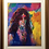 """Thumbnail: LeRoy Neiman """"HOWARD STERN"""" Lithograph HAND SIGNED Newly CUSTOM FRAMED SOLD OUT"""