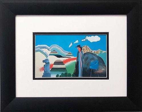 "David Hockney ""Rocky Mountain"""
