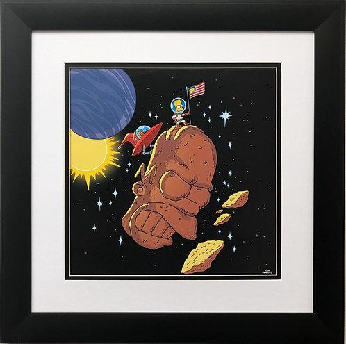 "Matt Groening ""Bart in Space"""