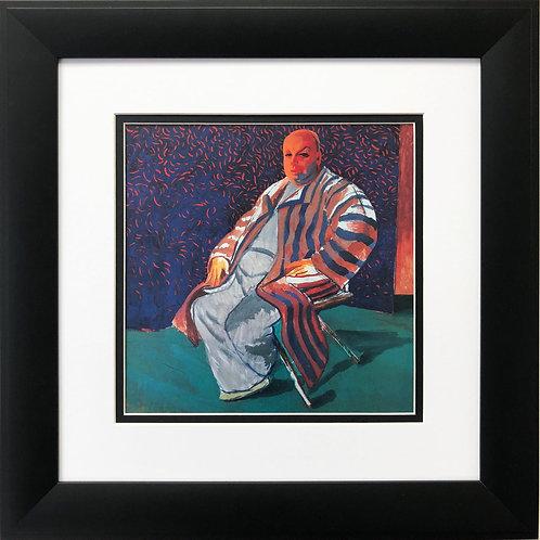 """David Hockney """"Divine '79"""""""