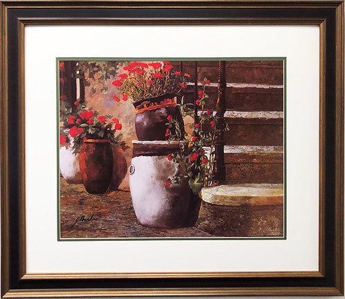 "Guido Borelli ""Stairway to the Garden"""