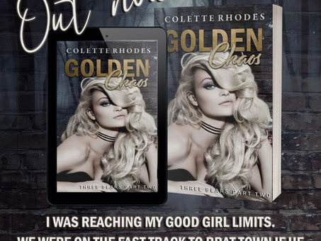 OUT NOW: Golden Chaos