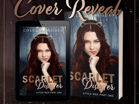 Cover Reveal: Scarlet Disaster