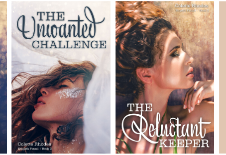 Release Day! The Reluctant Keeper is out now.