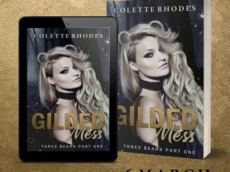 Coming Soon: Gilded Mess