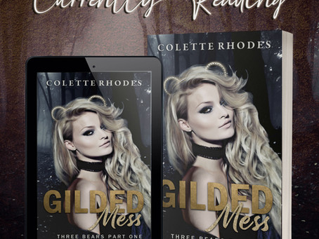 OUT NOW: Gilded Mess