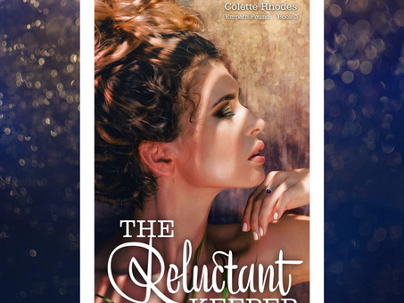 Cover Reveal: The Reluctant Keeper