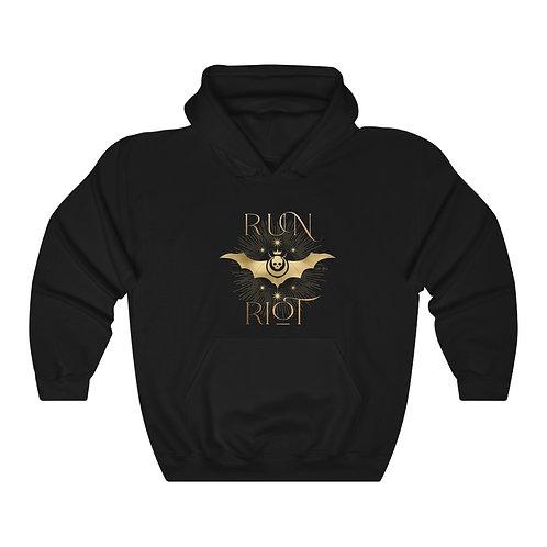 Run Riot Unisex Heavy Blend™ Hooded Sweatshirt