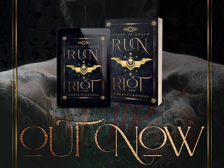 New Release + Cover Reveal + New Audiobook 👀
