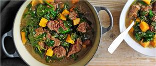 Jamaican-pepperpot stew