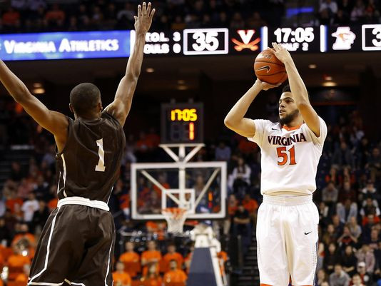 Darius Thompson making immediate impact for Cavaliers