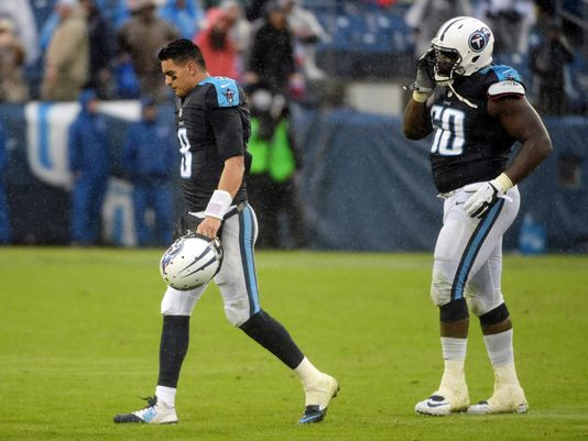 Titans' losing streak lulls fans to sleep