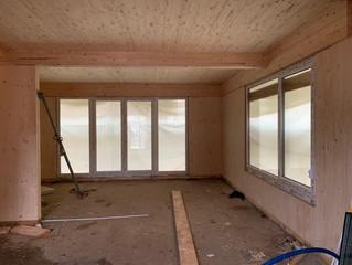 Fenster für Haus C