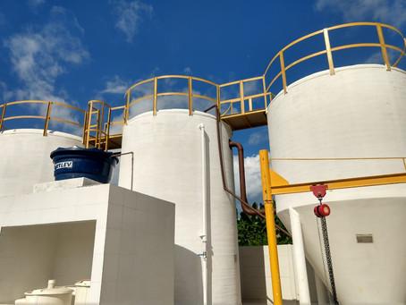 Condomínio Solar do Forte, Salvador-BA recebe estação de tratamento de efluentes  .