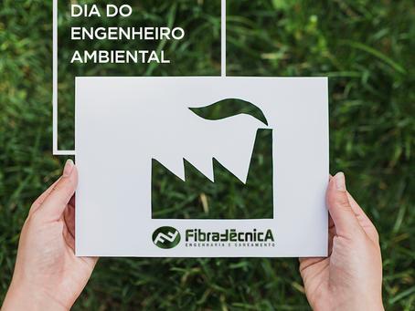 Hoje, no Brasil, é comemorado o dia do Engenheiro Ambiental.