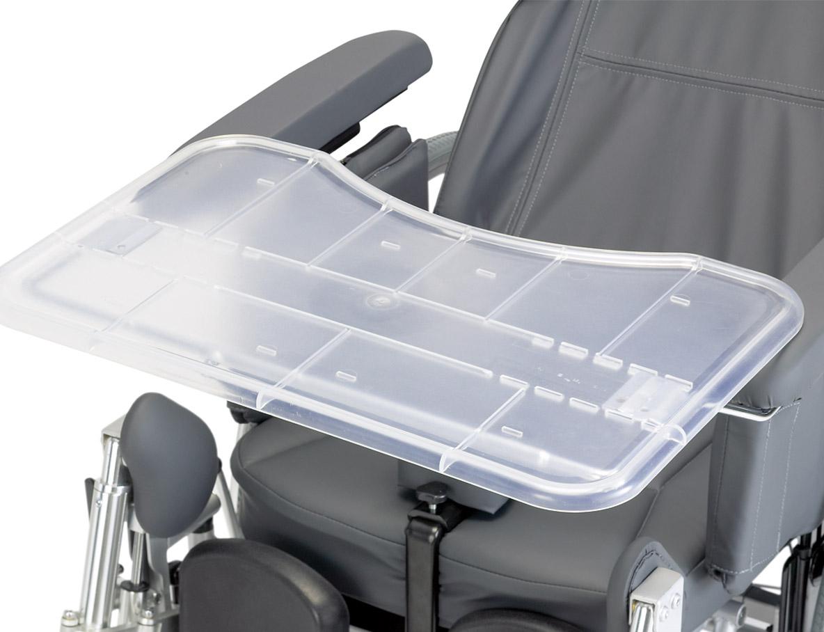 Wózek B&B Triton stolik (opcja)