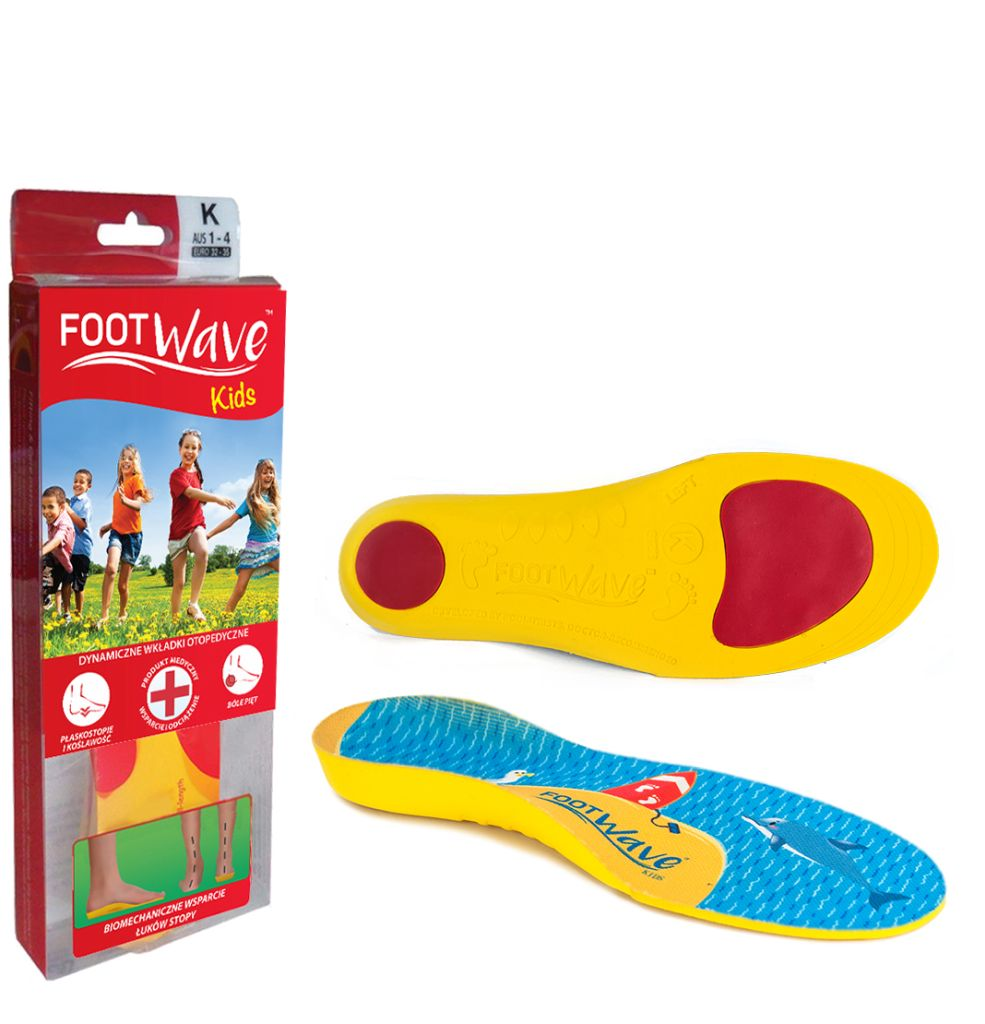 FootWave Kids full length