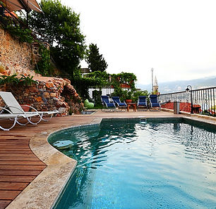 Hotel Villa Turk Jacuzzi Pool