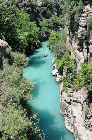 Visit Koprulu Canyon