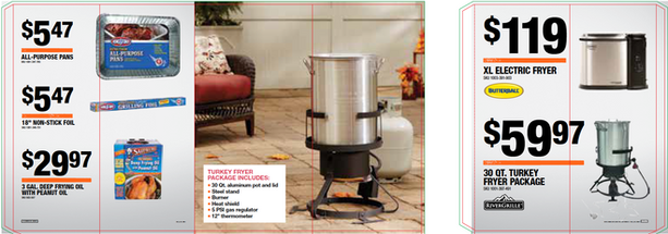Turkey Fryers and Accessories