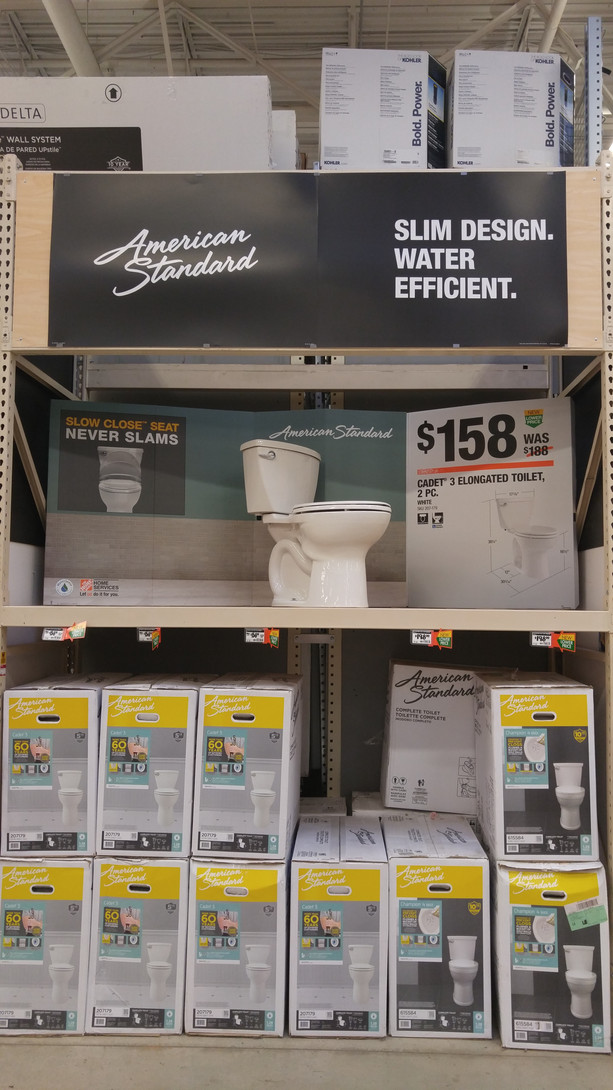 In-store Endcap Sweep with Product Placement
