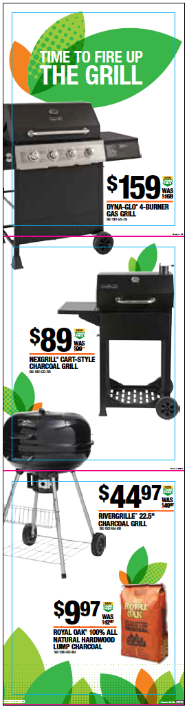 Spring Grill Promotions
