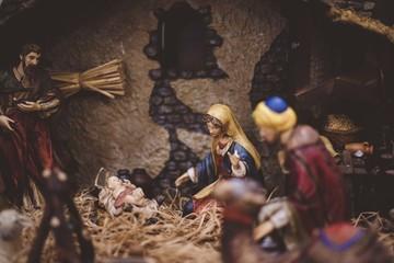 LA VENUE DU CHRIST