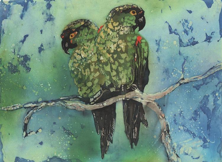 Parrots Green
