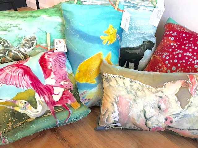 Assorted Pillows