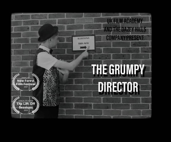 The Grumpy Director