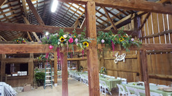 2016-09-03 BARN SET-UP & DECORATIONS