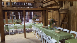 2016-09-03 TABLE ARRANGEMENT IN BARN (2)