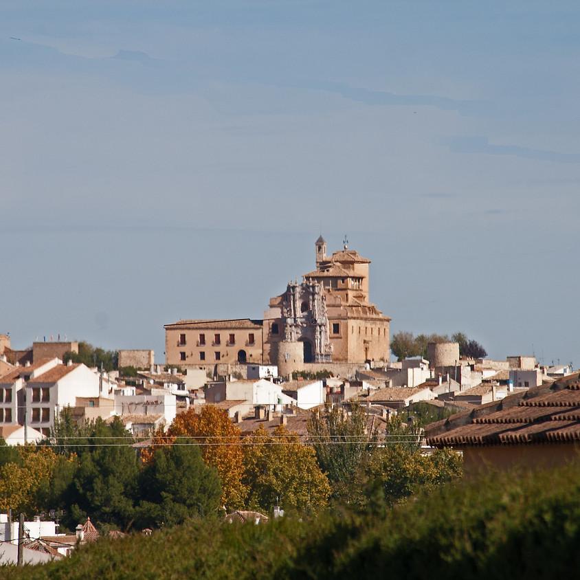 Velkommen til onsdagstur til Calasparra og Caravaca de la Cruz