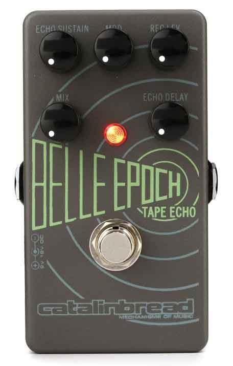Catalinbread Belle Epoch Tape Echo NEW!!!