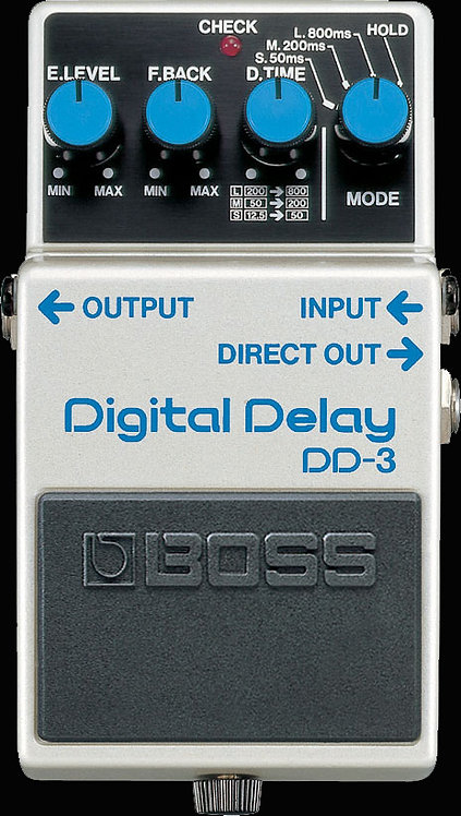Boss DD-3 Digital Delay NEW!!! DD3