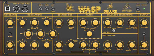 Behringer WASP DELUXE NEW!!!