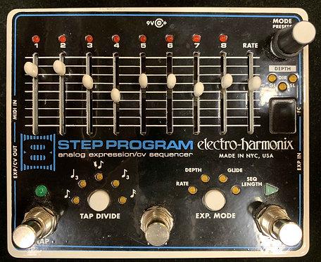 Electro-Harmonix 8 Step Program USED!!!
