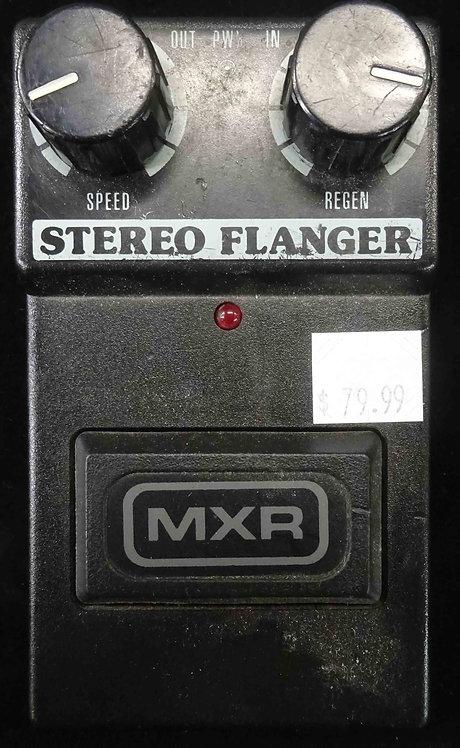 MXR Stereo Flanger USED!!!