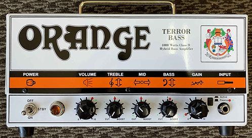 Orange Terror Bass USED!!!