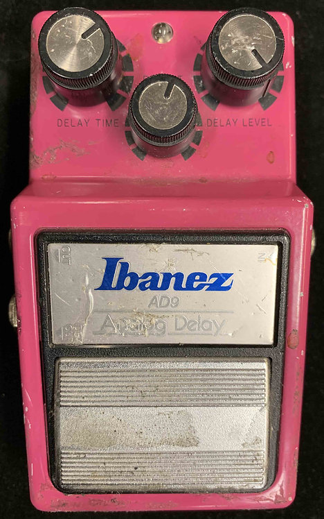 Ibanez AD9 Analog Delay USED!!!